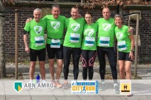 Hilversum City Run 19 april